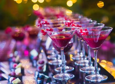 Experience the catering at our Corporate Events
